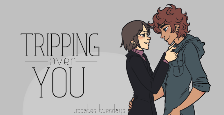 Tripping over you