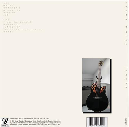 daron album back
