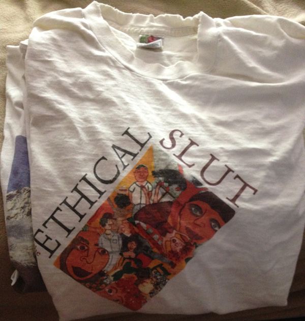 1997 Ethical Slut T-Shirt